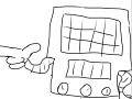Animation Test: Met a Ton!