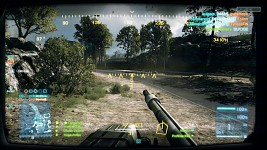 Bf3 Caspian border moments