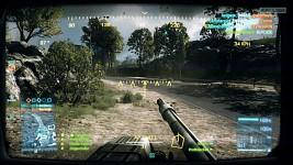 Bf3 Caspian border moments