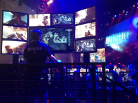 Battlefield 4™ Commander Station at E3