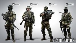 Battlefield 4™ Character Models