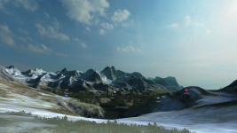 remake of albortz mountains in BF2 ! (update)