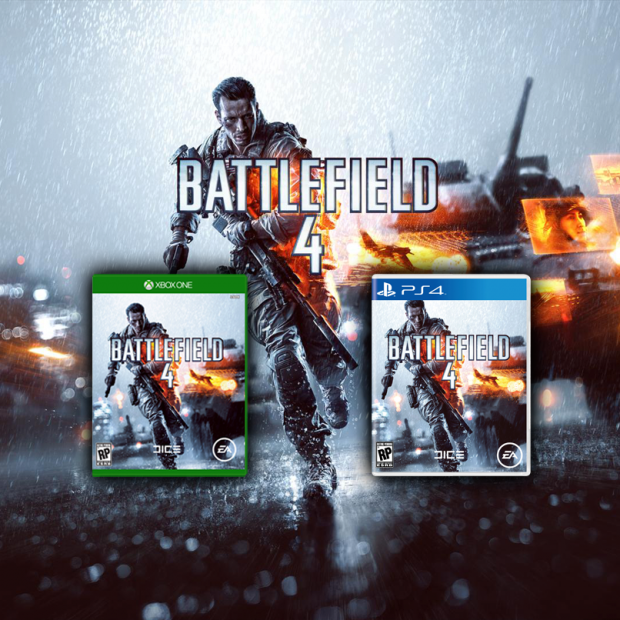 Battlefield 4 – (Xbox One and PlayStation 4)