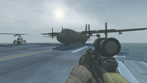 AC-130 in BF2