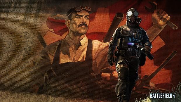 Battlefield 4 - Engineer