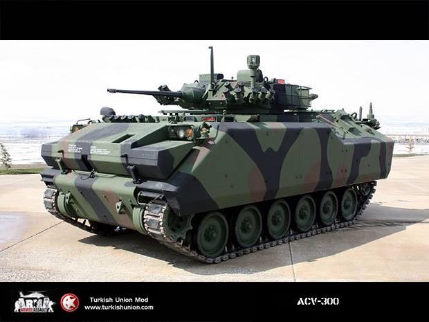 ACV-300 Variations