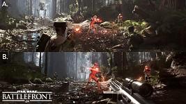 Star Wars Battlefront - First/Third Person View