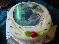 Cake I am, yes!