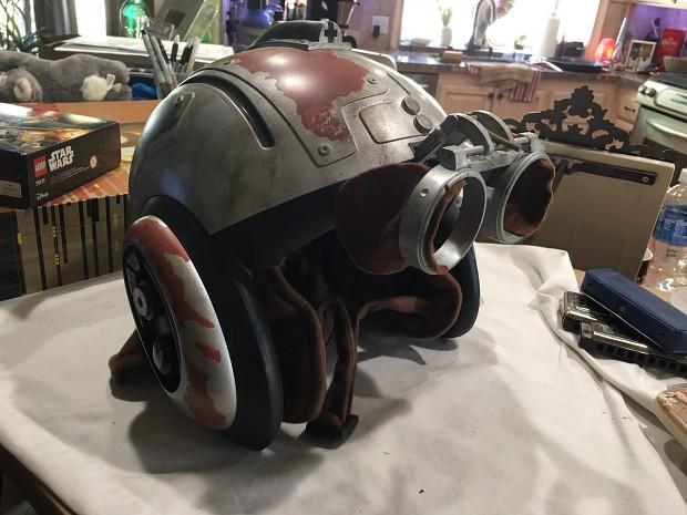 Anakin Skywalker Pod Racer Helmet