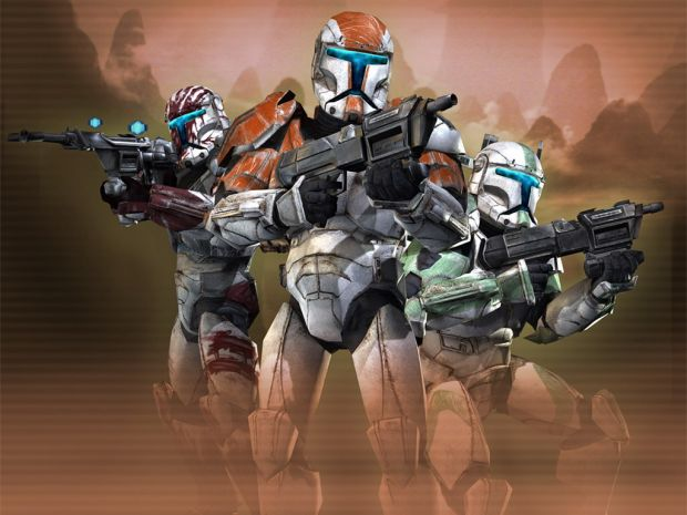 Star Wars Republic Commandos Wallpaper