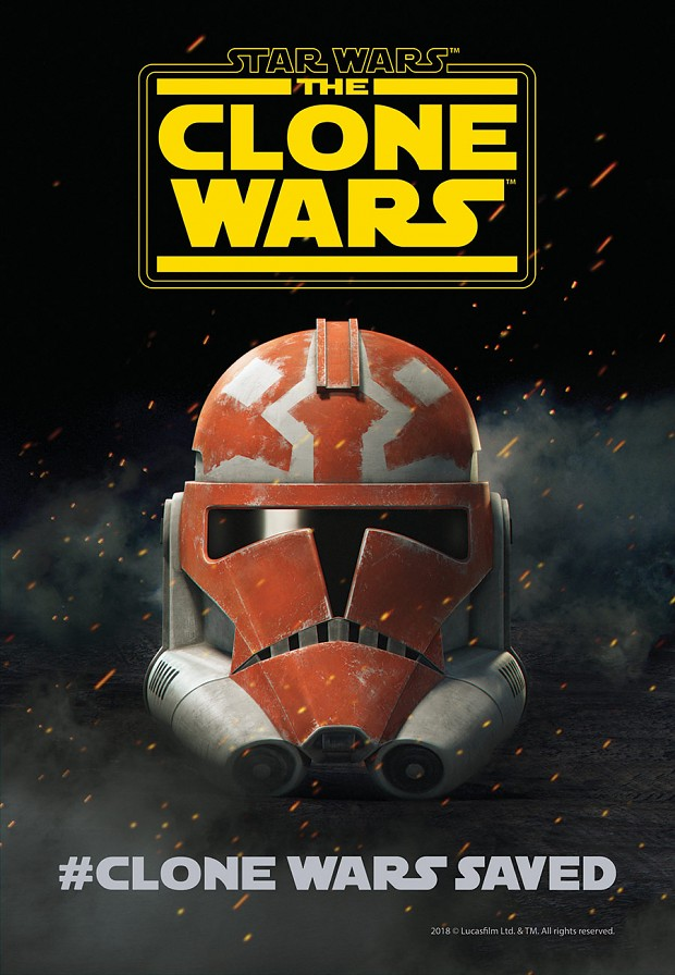 The Clone Wars Returns For Season 7