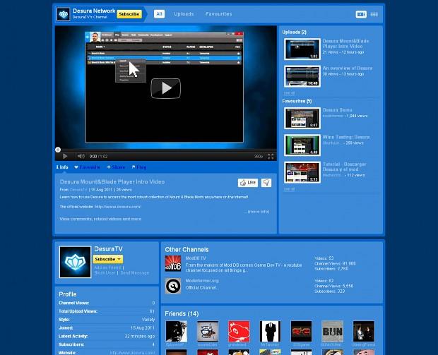 DesuraTV - a YouTube channel
