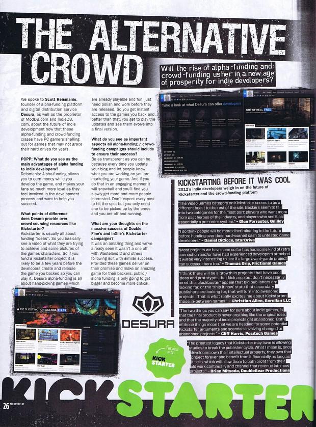 PC Powerplay article