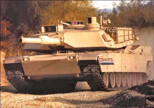New M10 and Abrams