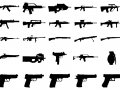 Military Personnel Arms