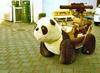 Anti-tank panda