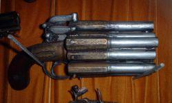 strange guns