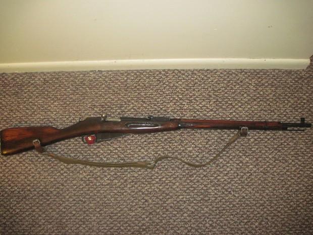 M91/30 Mosin Nagant