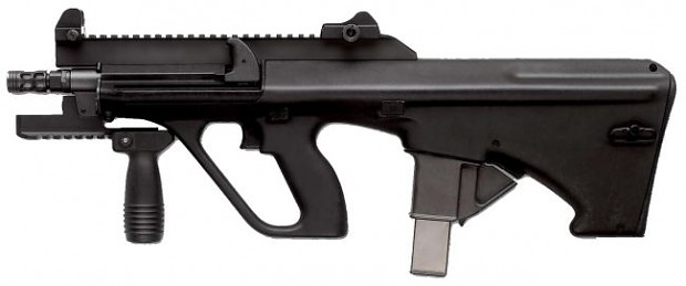 steyr aug a1. Steyr AUG A1 Para 9mm