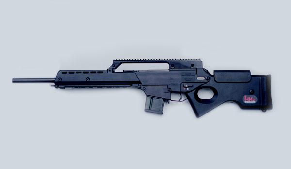 H&K SL8-6