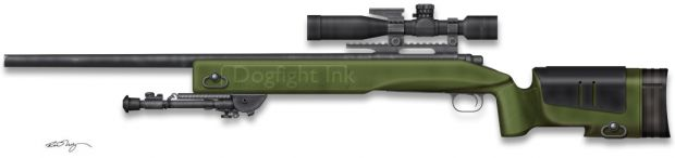 M40A3 Sniper Rifle image - Military Personnel Arms - Mod DB