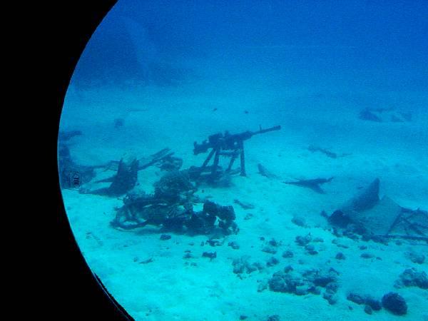 underwater gun