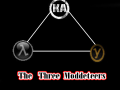 The Three Moddeteers