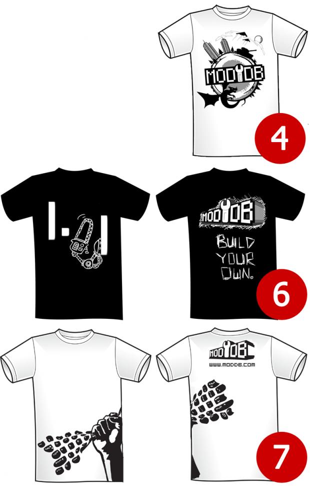 Winning shirts