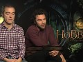interview about hobbit 2 the desolation of smaug