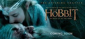 The Hobbit 3 - the Battle of Five Armies - kiss