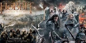 The Hobbit 3 - the Battle of Five Armies - Battle