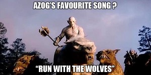 Azog's song