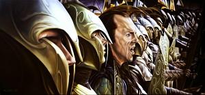 Elves artwork Elrond