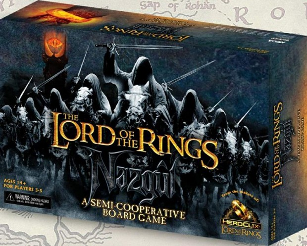 nazgul the board game