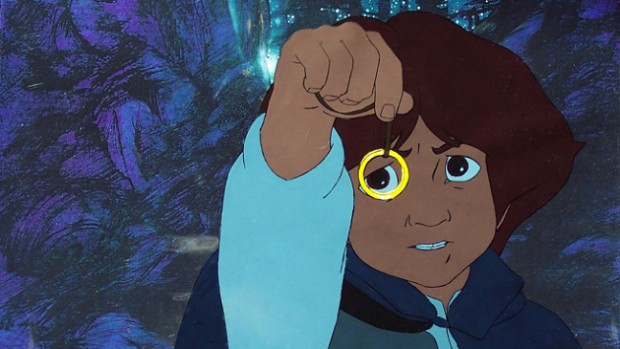 Lord of the Rings - Anime 1987 Movie - Picture 1