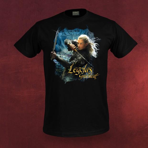 Legolas fan shirt
