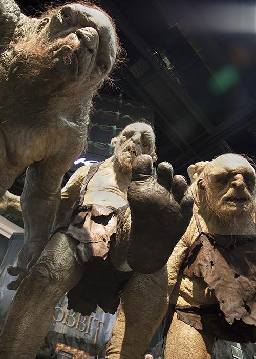 Hobbit Trolls Image - The Fellowship