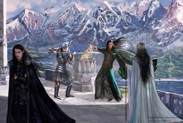 Tolkien Silmarillion