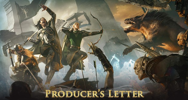 Lord of the Rings Online Game News 2015
