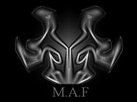 M.A.F Symbol with updated letters