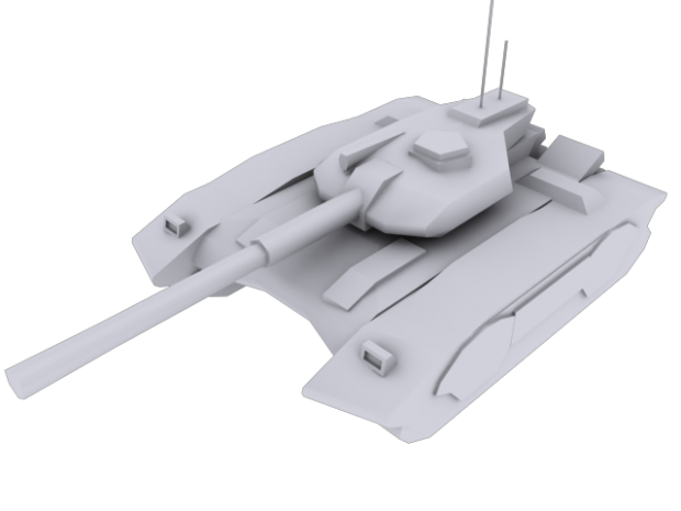 Guardia Tank - Updated