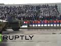 Russia Today - Кратак снимак војне параде