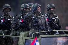 Војна парада у Београду