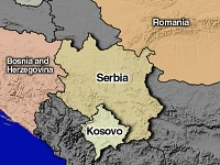 Мапа Србије by Европска Унија