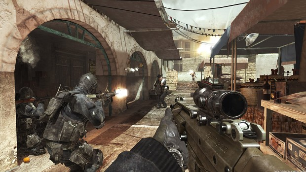 Modern Warfare 3 Screenshots