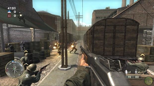 Call of Duty 3 Mutiplayer