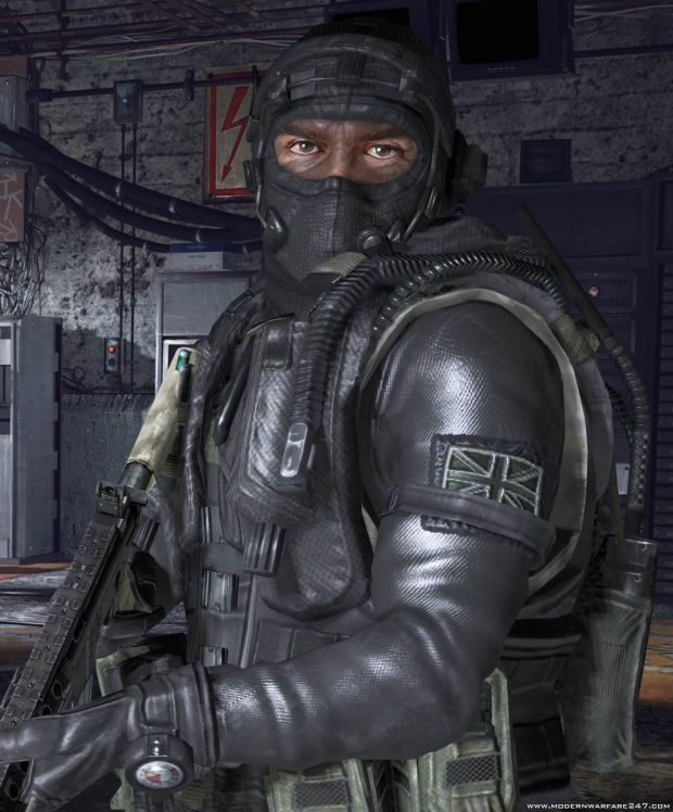 Special Operations Wet Suit