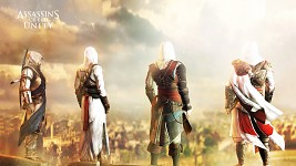 Assassins Creed Unity Generations