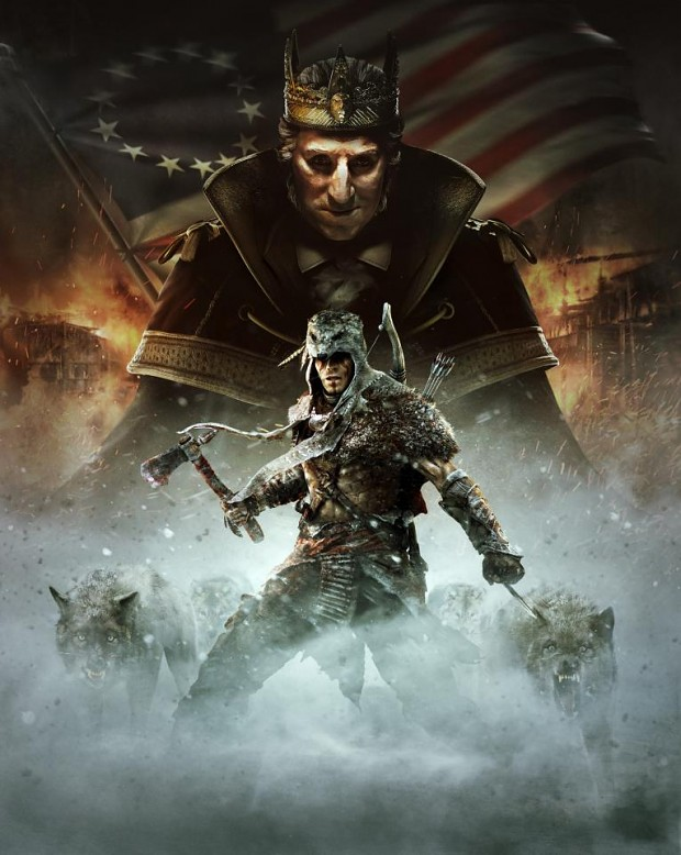 Assassin's Creed III / King Washington