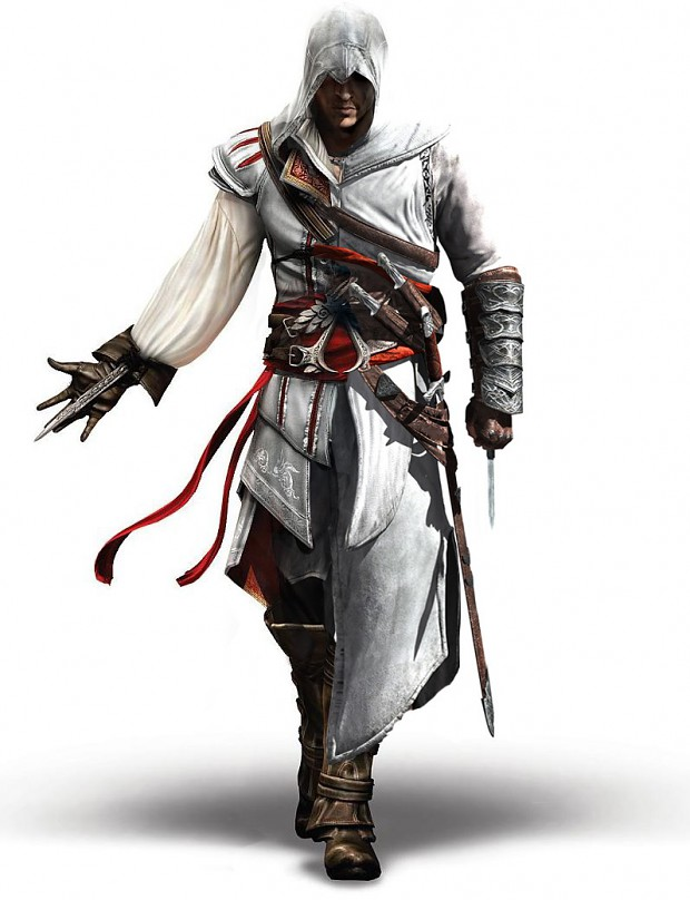 Ezio/Altair